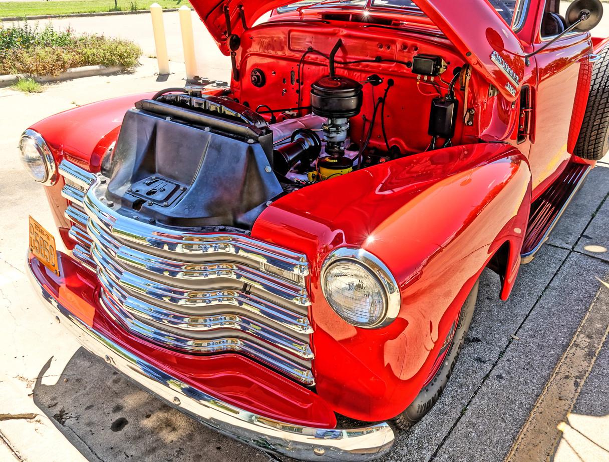 Old School Engine