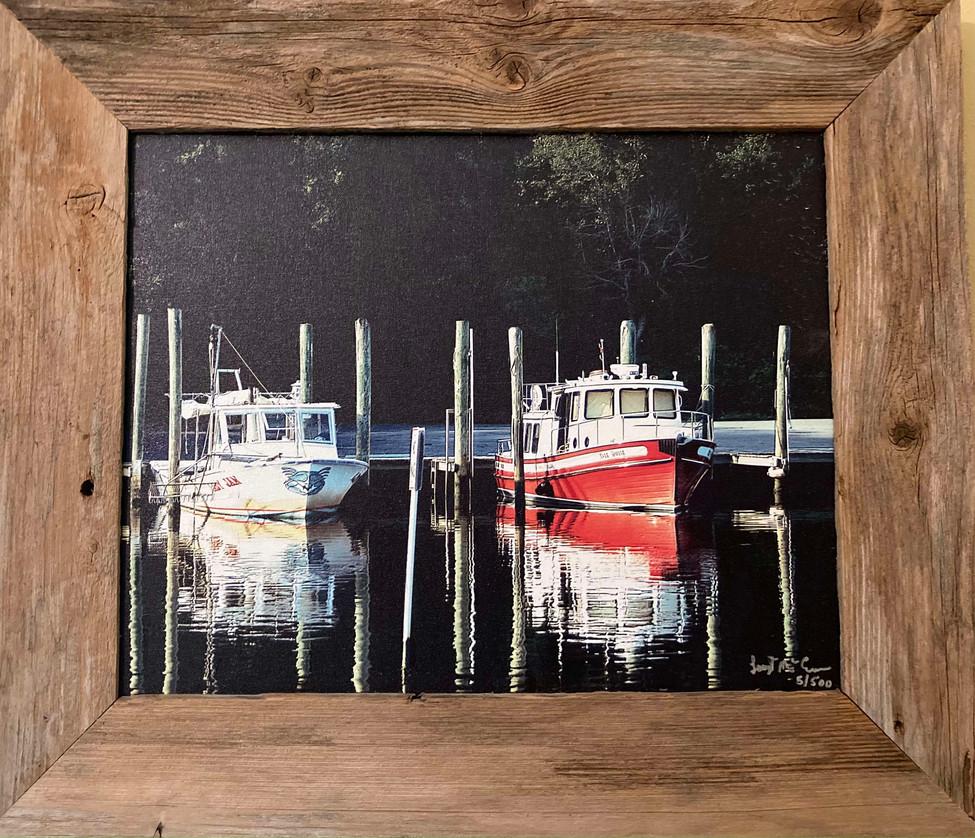 Two Boats Framed.jpg
