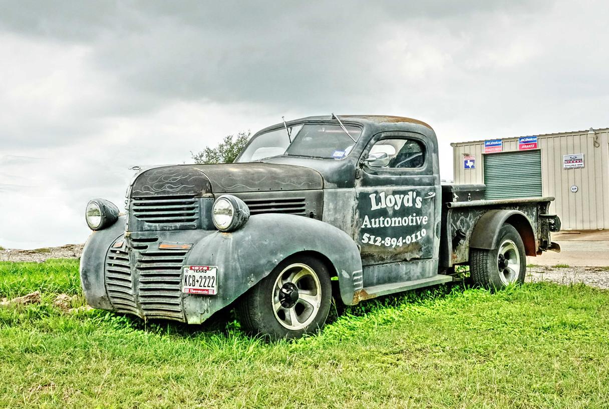 Lloyd's Dodge Truck