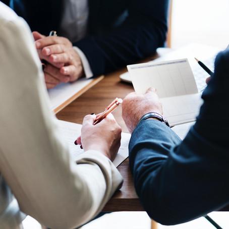 Breve observação sobre a estrutura da formação dos contratos.
