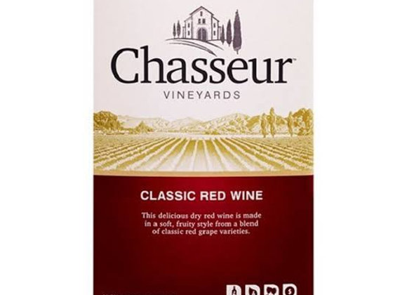 CHASSEUR CLASSIC RED WINE
