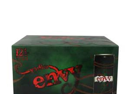 ENVY VODKA 12PK CANS 7%
