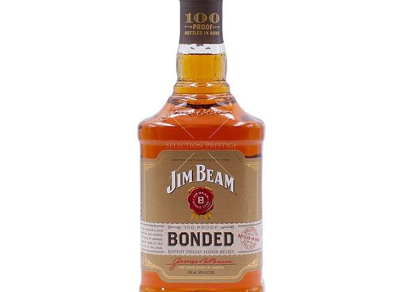 JIM BEAM BONDED 1L