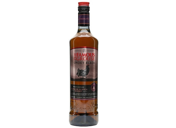 FAMOUS GROUSE SMOKEY BLACK 700ML