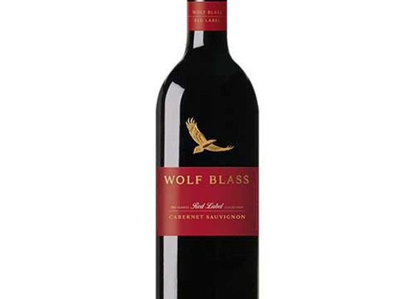WOLF BLASS RED LABEL CAB SAUVIGNON