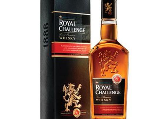ROYAL CHALLENGE 750ML