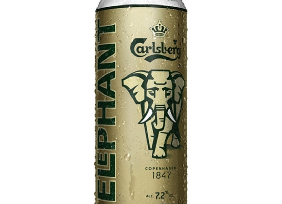 CARLSBERG ELEPHANT 6PK 500ML 7.2%