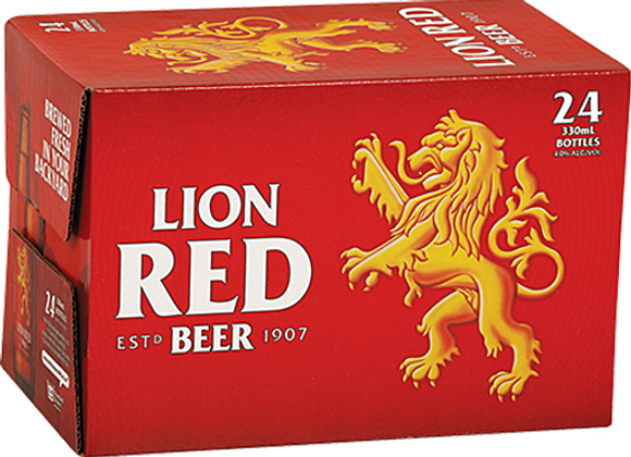 LION RED 24PK