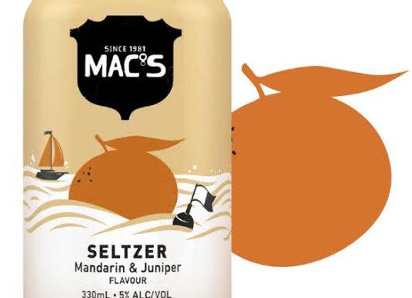 MACS SELTZER 10PK CANS RANGE