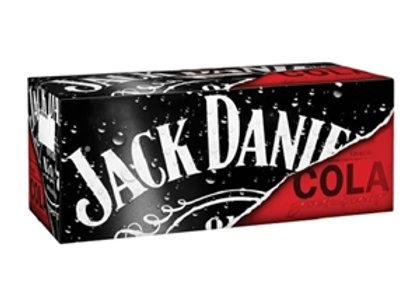 JACK DANIEL & COLA 8PK CANS 4.8%