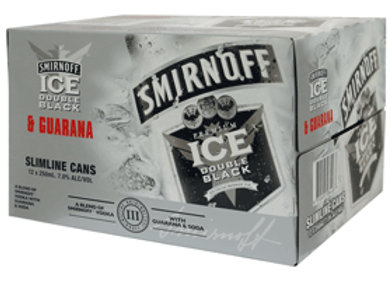 SMIRNOFF GUARANA 12PK CANS 7%