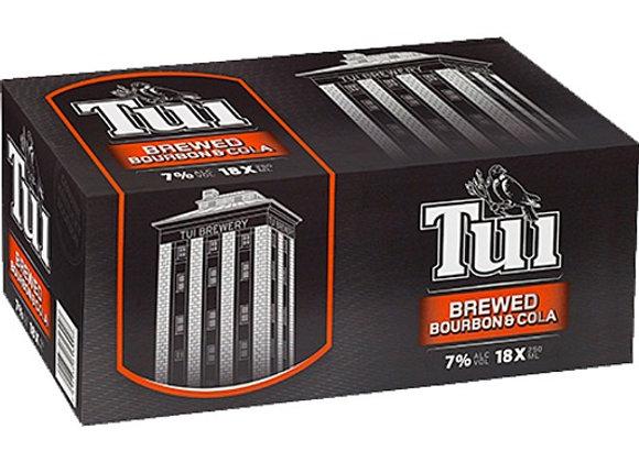 TUI BOURBON 18PK CANS 7%