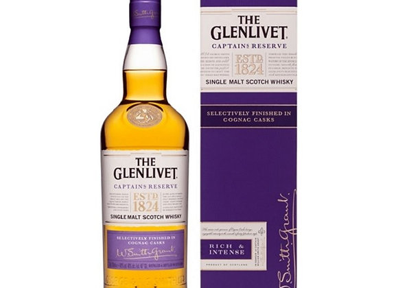 GLENLIVET CAPTAINS RESERVE 700ML