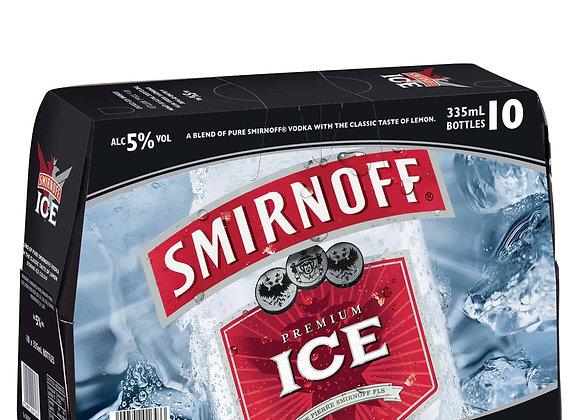 SMIRNOFF ICE 10PK BTLS 5%