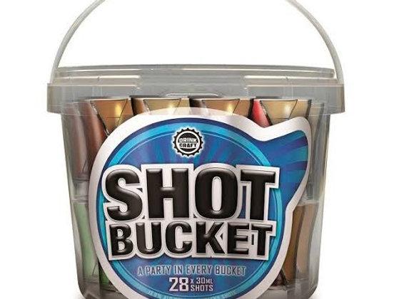 SHOT BUCKET 28PK