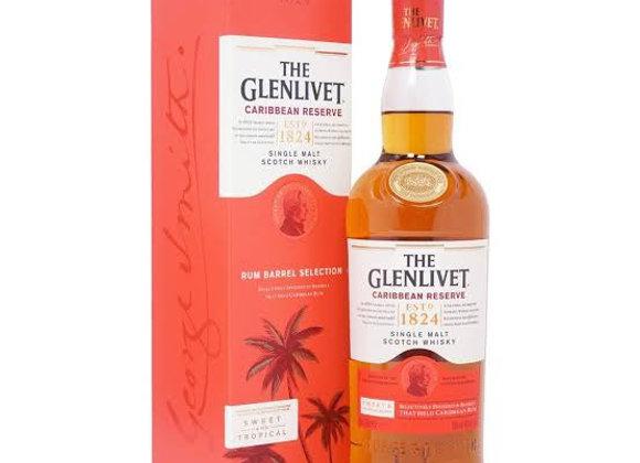 GLENLIVET CARIBBEAN RESERVE 1L