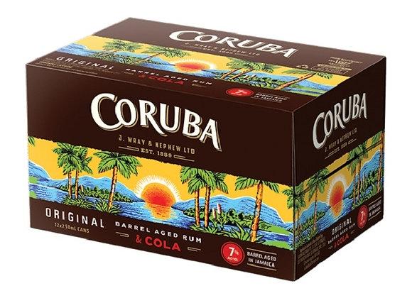 CORUBA 12PK CANS 7%