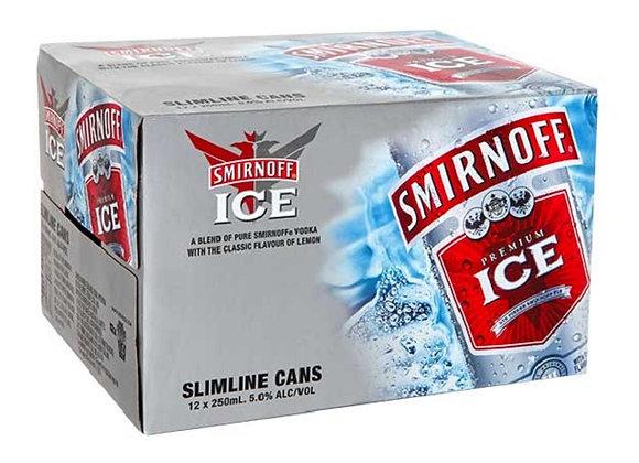 SMIRNOFF ICE 12PK CANS 5%