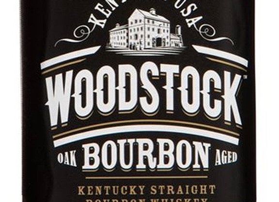 WOODSTOCK BOURBON 1L
