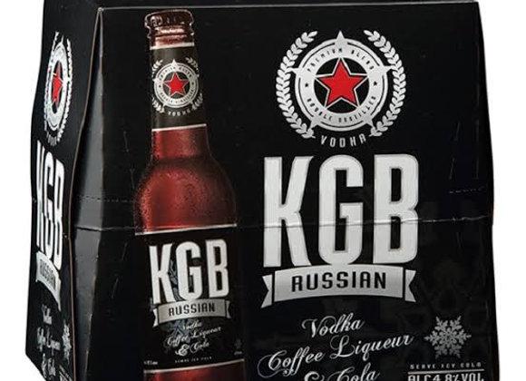 KGB RUSSIAN 12PK BTLS 5%