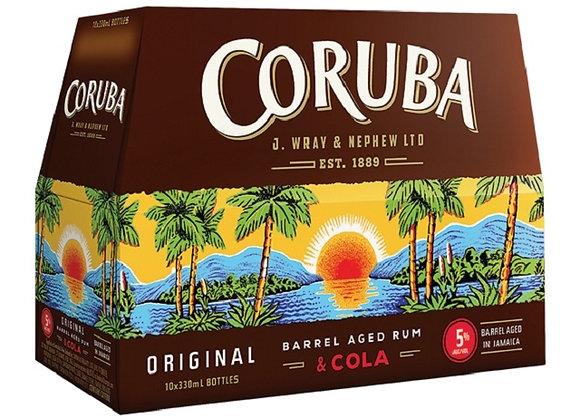 CORUBA 10PK BTLS 5%