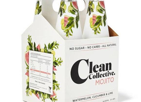 CLEAN COLLECTIVE 4PKx2 BTLS RANGE