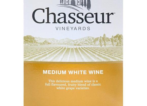 CHASSEUR MEDIUM WHITE WINE 3L