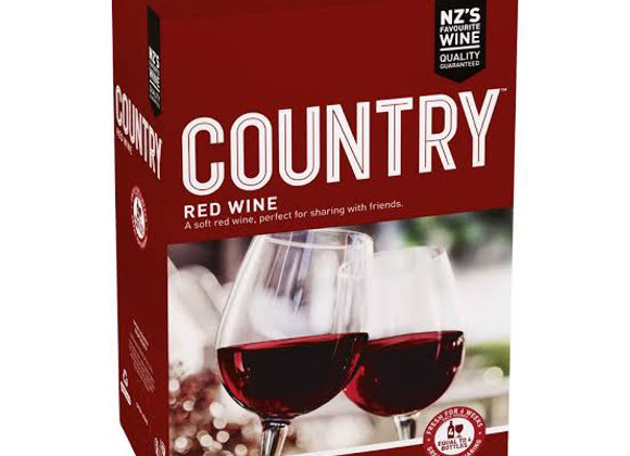 COUNTRY CLASSIC RED 3L