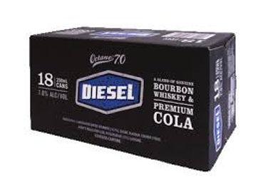 DIESEL 18PK CANS 7%