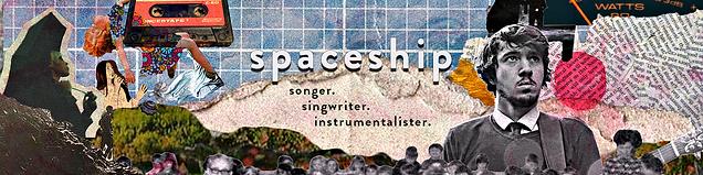 Spaceship. Songer. Singwriter. Instrumentalister. Curator for Joseph Gordon-Levitt's hitRECord.