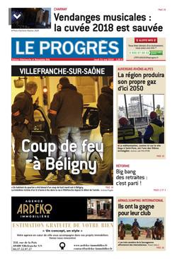 Le Progrès Beaujolais