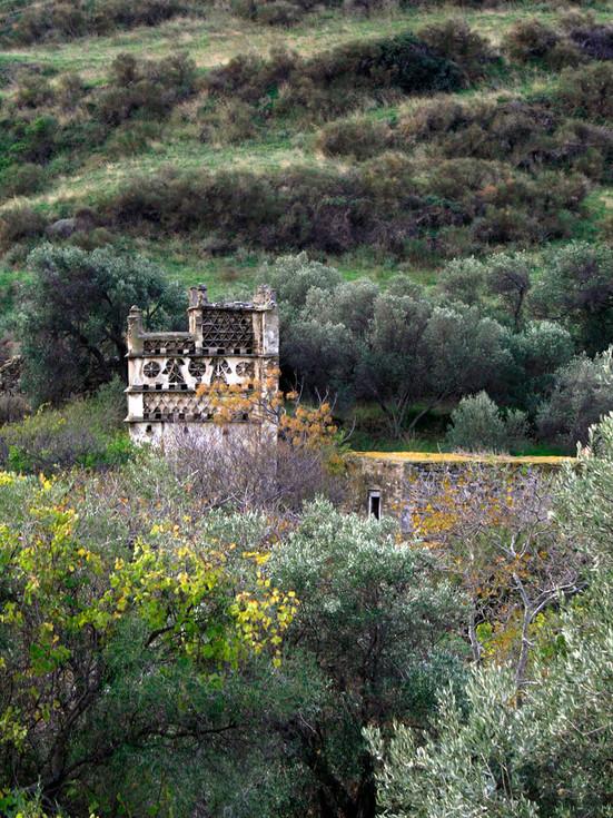 Dovecotes of Tinos