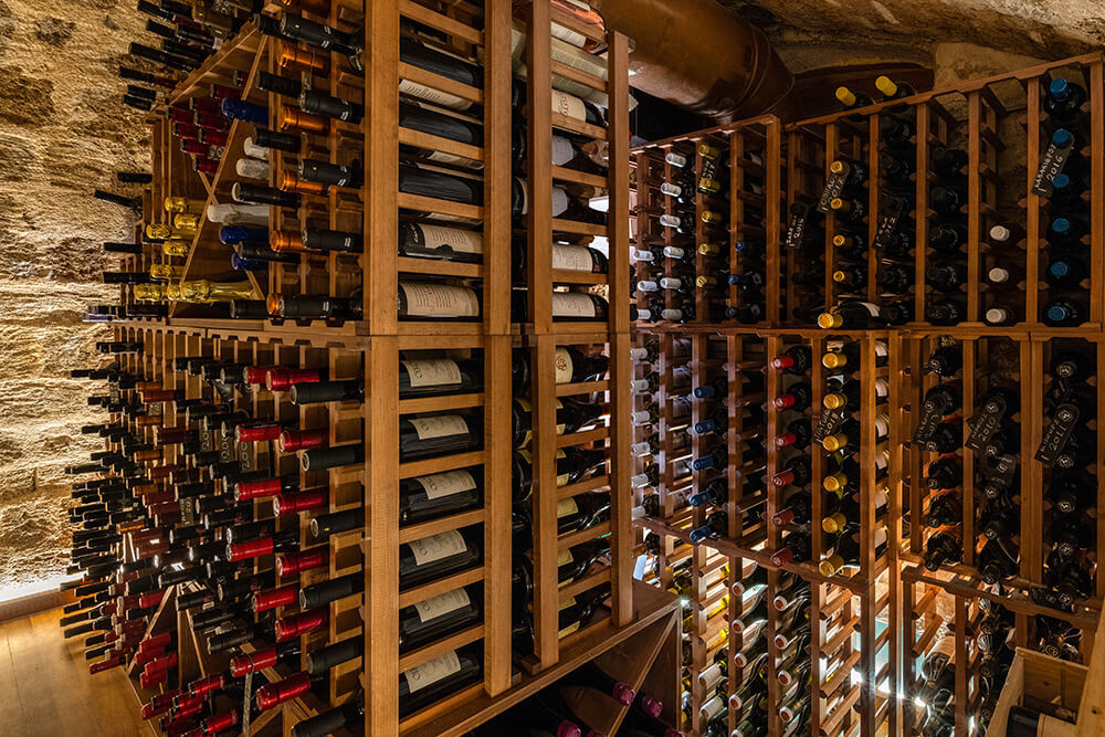 10GR Wine Bar - Cellar