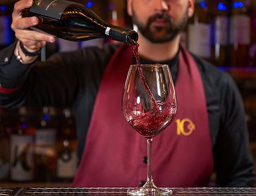 Wine details 10GR Hotel & Wine Bar