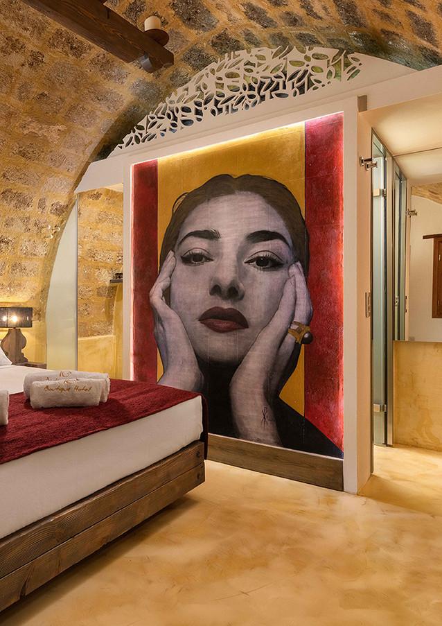 10GR Rooms - Μαρία Κάλλας