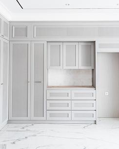 Modern Classic Kitchen Set