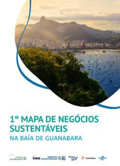 Último dia para inscrições no 1º Mapa de Negócios Sustentáveis na Baía de Guanabara