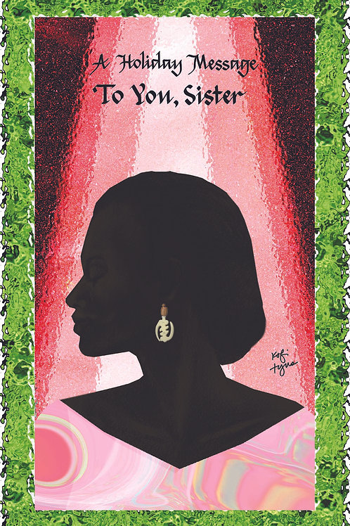 TO YOU SISTER