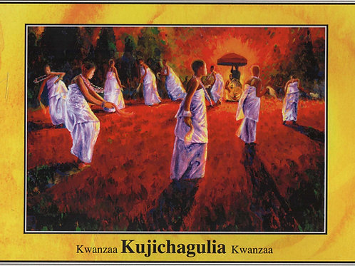 KUJICHAGULIA - PACK OF 12