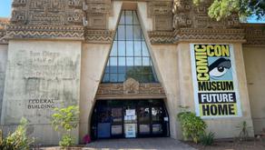 GoFundMe Campaign Kicks-Off  Drive to Paint Comic-Con Museum