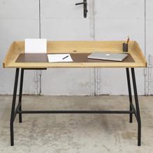 Unser Schreibtisch
