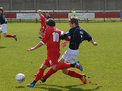 Football v Scotland.JPG