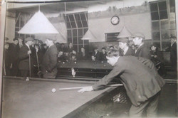 ton and gelli snooker