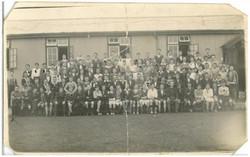 Postcard St Athan's Camp