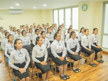 プラスチック成形工場にてミャンマー技能実習生13名の採用が決まりました。