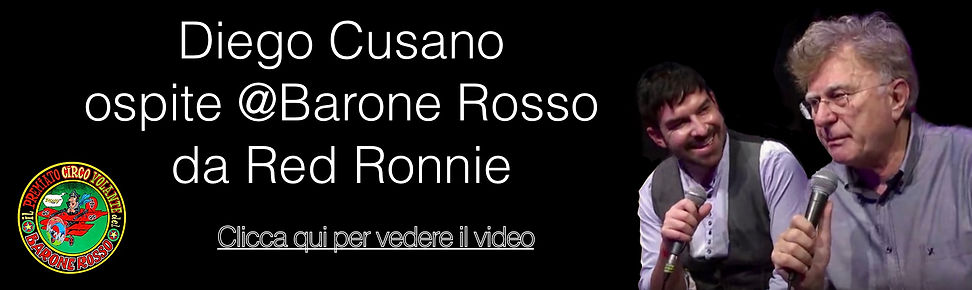 Barone Rosso - Red Ronnie