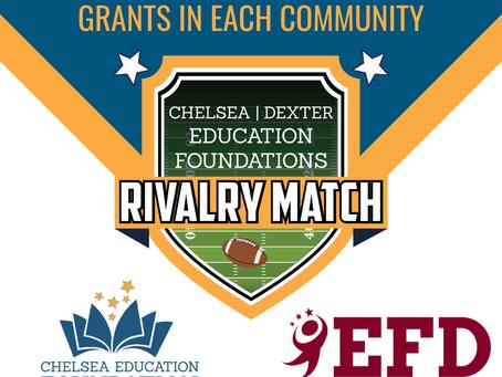 Rivalry Match - CEF & EFD Fundraiser