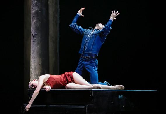 Yacobson Ballet - Ballet de Prokofiev ©OPM2018