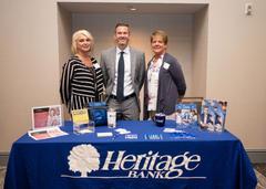 Luncheon Sponsor Heritage Bank