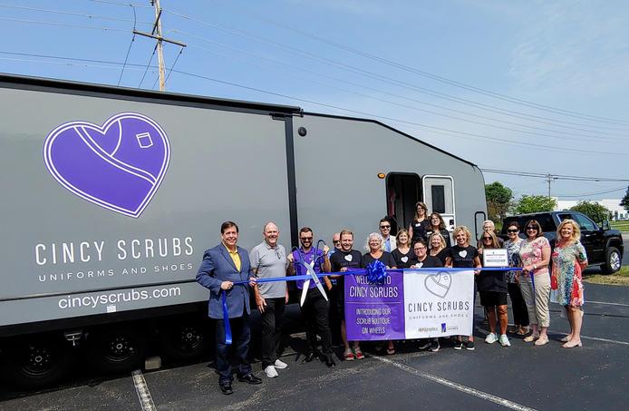 Cincy Scrubs Mobile Uniform Shop
